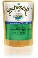 Schesir консервы для котят Филе цыпленка