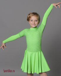 Платье детское с гиппюром