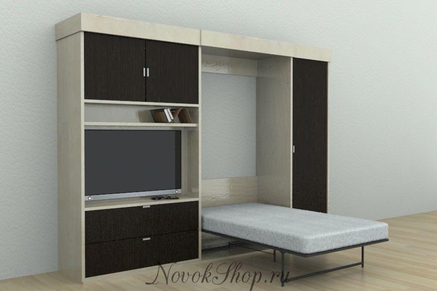 Шкаф-кровать трансформер VITA