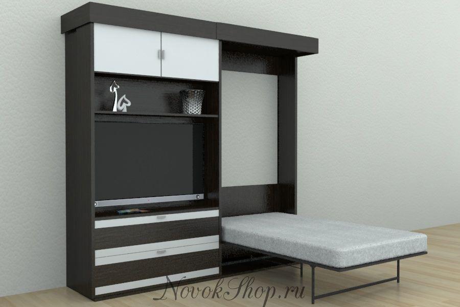 Шкаф-кровать, трансформер VELARA