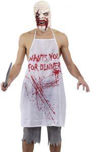 """Фартук """"Хочу тебя на обед"""""""