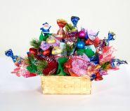 """Букет из конфет №370 """"Новогоднее настроение"""""""