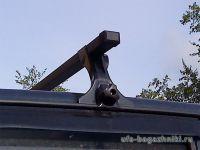 Багажник на крышу на ВАЗ-2108-21099, Евродеталь, стальные дуги