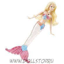 Кукла Барби Русалка со светящимся хвостом - Barbie Doll