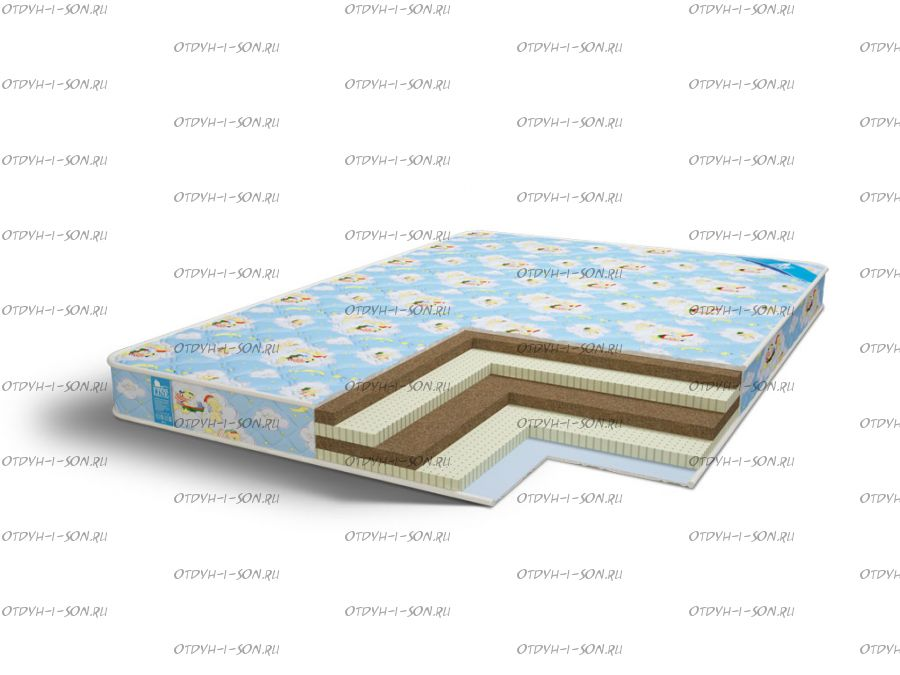 Матрас Baby Puff Comfort Comfort Line