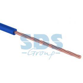 Провод монтажный (автомобильный) 1 мм2 100м синий (ПГВА) REXANT