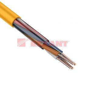 Кабель сигнальный КПСнг(А)-FRHF 1х2х1,0мм² (1,1мм) 200М ГОСТ Р 53315-2009 REXANT