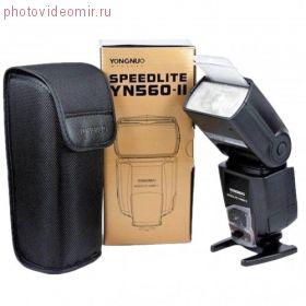 Вспышка YongNuo Speedlite YN-560II для Sony