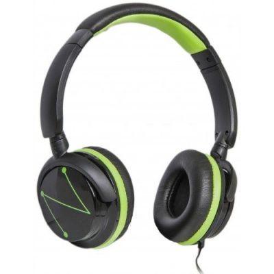 Гарнитура для смартфонов Esprit 057 зеленый, кабель 1,2 м