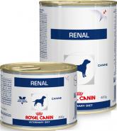 Royal Canin RENAL - Диета для собак при хронической почечной недостаточности (410 г)