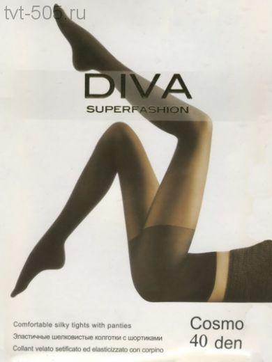 Женские колготки 8218к Diva Superfashion 40 Den