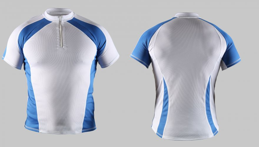 Рубашка беговая, короткий рукав