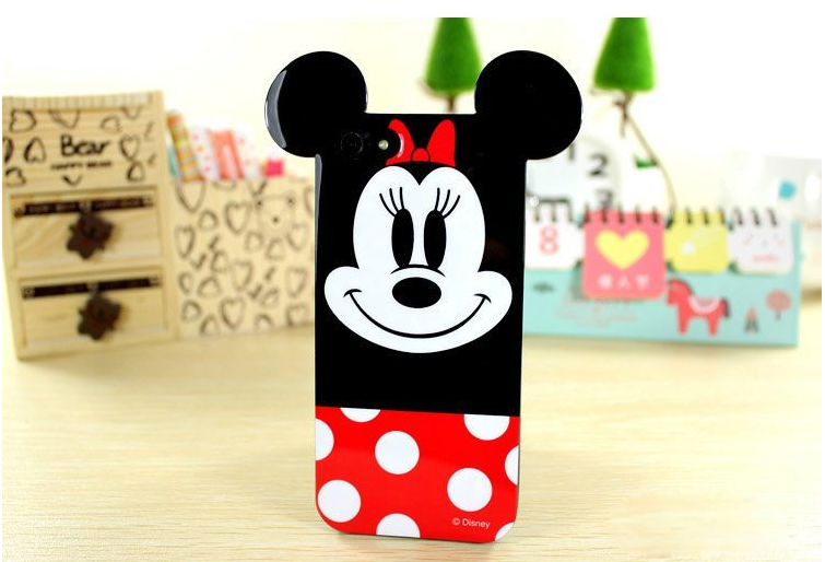 Чехол Disney для iphone 6/6s (Minnie Mouse)