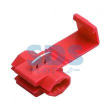 ОТВЕТВИТЕЛЬ 0.5-1.0мм² (KW-3, 3MR (LT-215)) красный REXANT