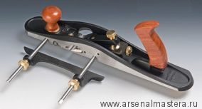 Рубанок - фальцгобель Veritas Jack Rabbet Bevel-Up Plane 385 мм / 57 мм / А2 05P53.01 М00005837