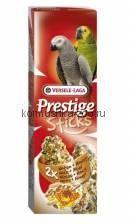 Versele-Laga палочки для крупных попугаев с медом и орехами