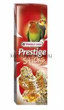 Versele-Laga палочки для средних попугаев с медом и орехами