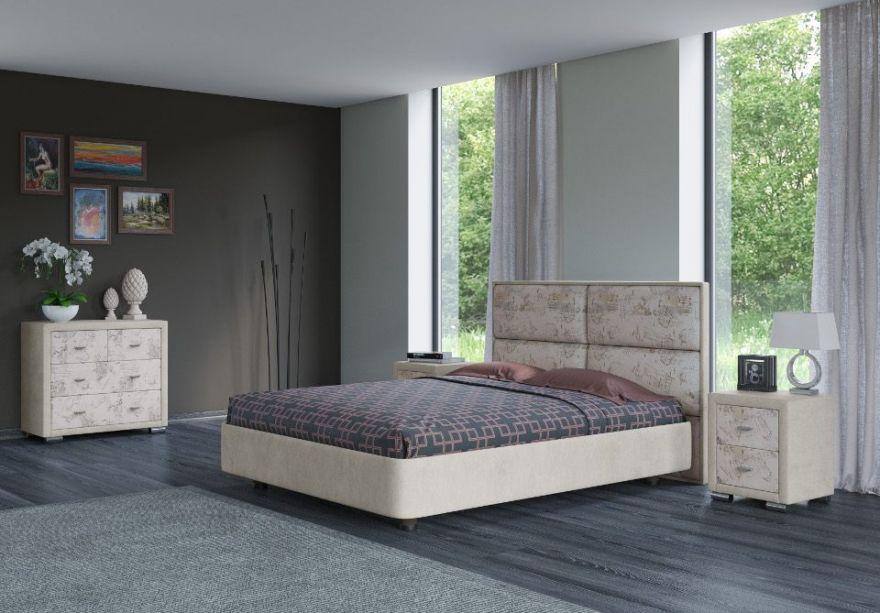 Кровать Rocky 2 | Орматек