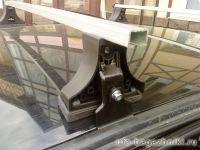 Багажник на крышу Volkswagen Bora, Атлант, прямоугольные дуги