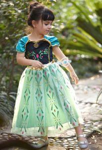 Платье Анны холодное сердце рост 140