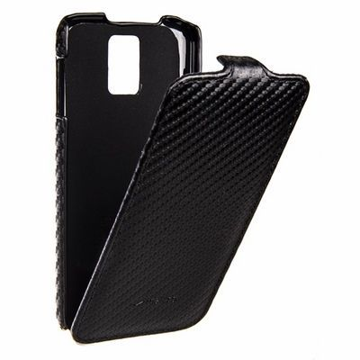 Чехол Melkco для Samsung Galaxy S5 - Carbon Black