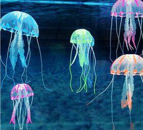 Декоративные медузы для аквариума