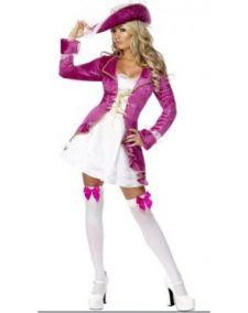Пиратский костюм для девушки