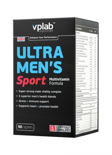 VPLAB Ultra Men's Sport Multivitamin Formula 90 капс.