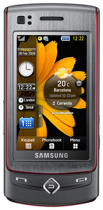 Samsung Ultra TOUCH GT-S8300