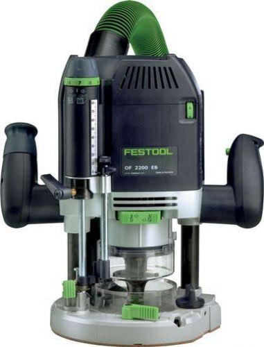 Вертикальный фрезер OF 2200 EB-Plus Festool
