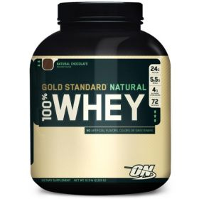 Optimum Nutrition 100% Whey Gold Standard NATURAL (2,27 кг.)