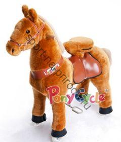 """Поницикл  """"Светло-коричневая лошадка"""" маленький"""