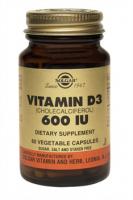 Витамин Д 3 60 капсул