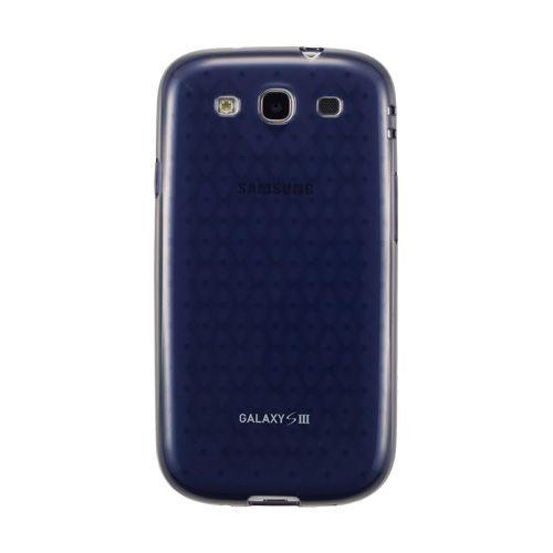 Накладка Animode Силиконовая для Samsung GT- I9300 Galaxy SIII- Violet