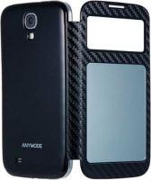 Чехол Animode Smart View  для Samsung GT- I9500 Galaxy S4 - Carbon Black