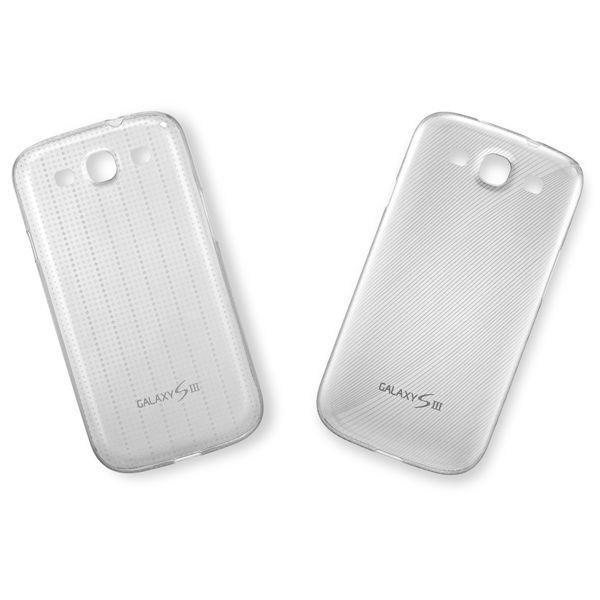 Накладка Samsung Slim Cover для Samsung GT- I9300 Galaxy SIII - White
