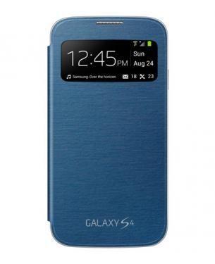 Чехол Samsung SView Cover для Samsung GT- I9500 Galaxy S4 - Dark Blue
