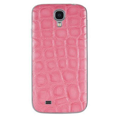 Задняя крышка  Animode Fashion Cover для Samsung GT- I9500 Galaxy S4 - Croco Pink