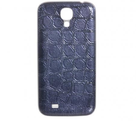 Задняя крышка  Animode Fashion Cover для Samsung GT- I9500 Galaxy S4 - Croco Blue
