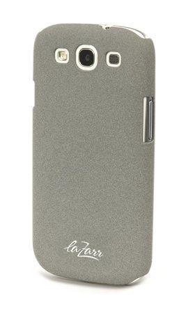 Накладка Lazzar Back Cover для Samsung GT- I9300 Galaxy SIII - Grey