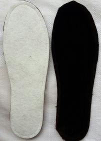 Стельки из натурального меха,размер 37