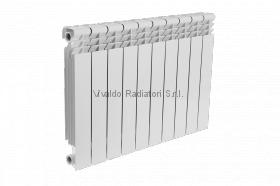 Алюминиевый радиатор Vivaldo Platinum 500/80 8 секций