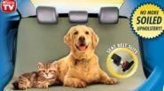 Чехол на автомобильное кресло для перевозки животных PetZoom