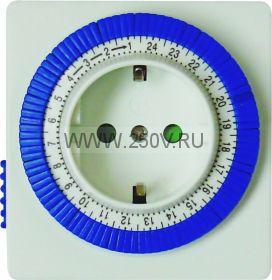 Таймер электромеханический суточный ТМ22