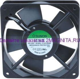 Вентилятор  DP201AT/2122HBT SUNON 120х25 220в