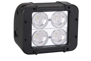 Двухрядная светодиодная LED фара - 40W CREE