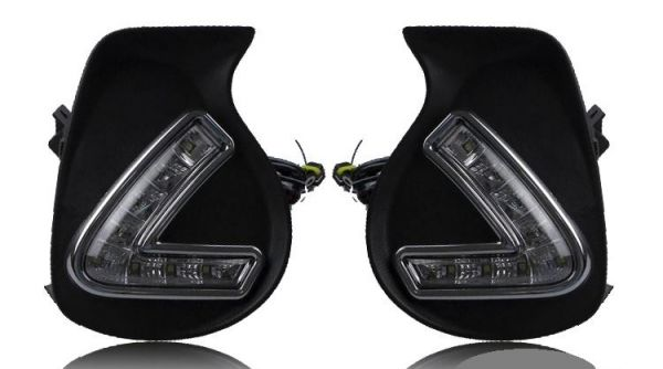 Дневные ходовые огни Lexus CT200H 2012-2013
