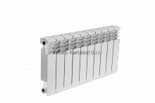 Биметаллический радиатор Vivaldo Platinum 350/85 12 секций