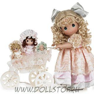 """Коллекционная кукла Драгоценные моменты  """"Все мои дагоценности""""   -  All My Precious Things, Precious Moments"""