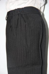 брюки черные для мальчика 6010-1